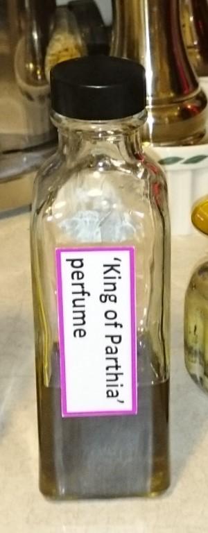 parthian perfume